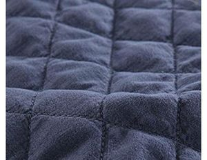 New JML Sand Washed 3 Piece Quilt Set Size Full/Queen Color Navy. for Sale in Chandler, AZ