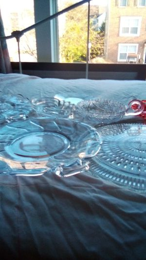 Lot of 8 Vintage Glass Serving Dishes & Candy Dishes for Sale in Olney, MD