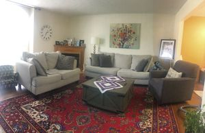 Sofa and lovely seats with chair from Ashley for Sale in Morgantown, WV