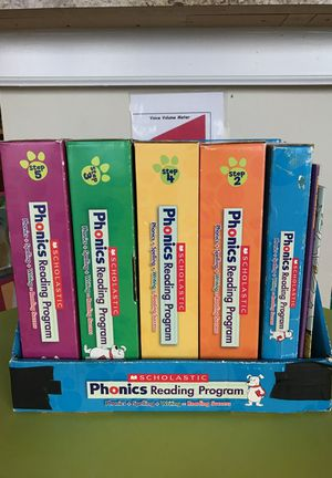 Phonics reading program for Sale in Alexandria, VA
