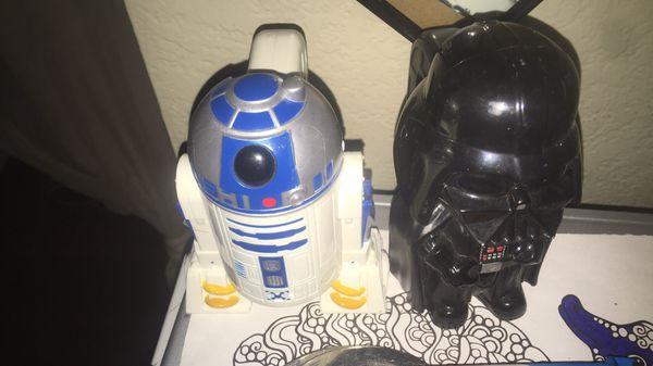 Star Wars flashlights