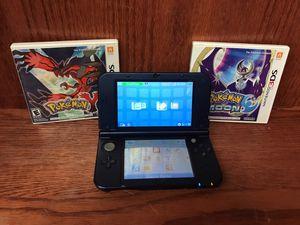 New Nintendo 3ds XL Pokémon bundle for Sale in Austin, TX