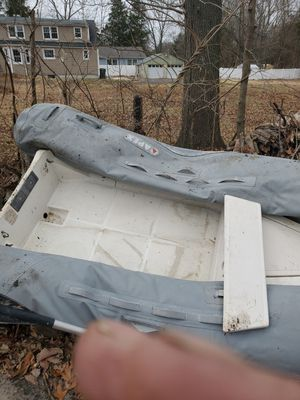 12 ft dingy boat for Sale in Williamstown, NJ