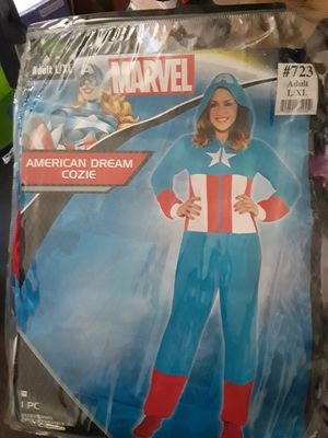 Captain America Zipster for Sale in San Jose, CA