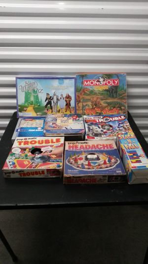 Family Games for Sale in Montclair, CA
