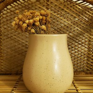 Boho Vase With Dried Flowers for Sale in Poulsbo, WA