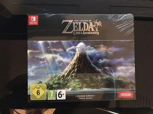 Zelda link's awakening limited edition for Sale in Orlando, FL