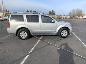 2007 Nissan Pathfinder off-road package $3750 for Sale in Portland, OR