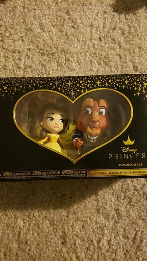 Funko romance series Disney princess for Sale in Westminster, CO