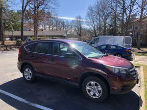 Honda CRV LX 2014 for Sale in Richmond, VA
