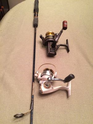 Trout fishing equipment for Sale in Millbury, MA