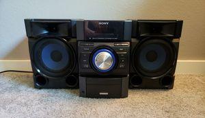 Sony MHC-EC709iP Stereo, Mini Hi-Fi Component System for Sale in La Mesa, CA