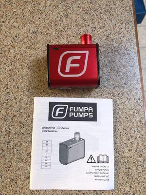 Battery powered bike pump by Fumpa Pumps for Sale in Melbourne Beach, FL