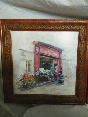 C. Winterele Olsen....framed lithographs for Sale in Waterbury, CT