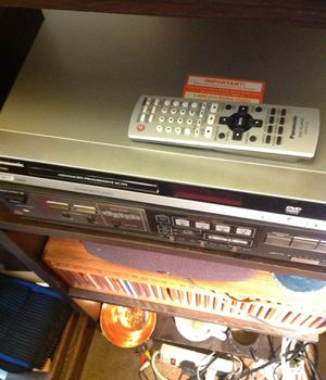 Panasonic DVDs & CDs player. for Sale in Phoenix, AZ