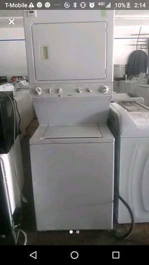 Kenmore washer and dryer for Sale in GILLEM ENCLAVE, GA