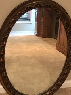 Vintage carved wood Mirror for Sale in Camas,  WA
