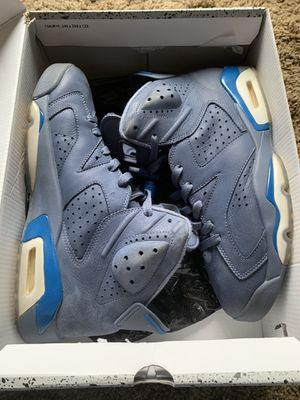 Jordan distressed blue for Sale in Salisbury, NC