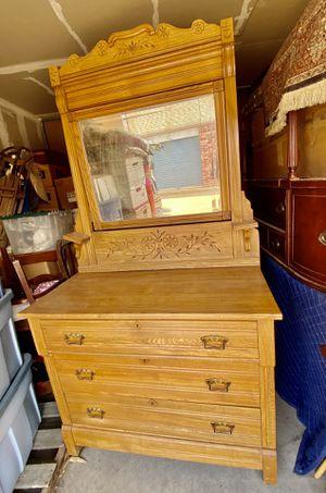 Maple Dresser for Sale in Denver, CO