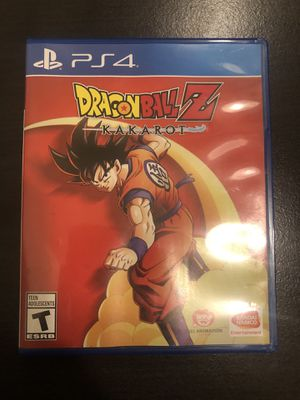 Dragon Ball Z Kakarot for Sale in Louisville, KY