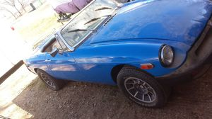 78 MGB for Sale in Ponder, TX