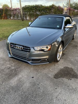 Audi S5 2013 Convertible for Sale in West Palm Beach, FL