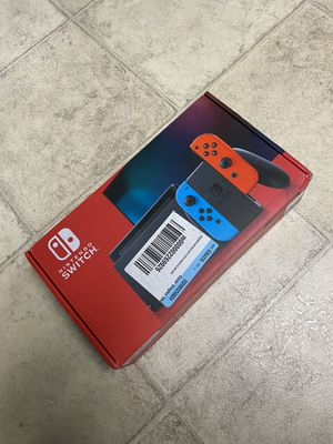 Nintendo switch red and blue for Sale in Annandale, VA
