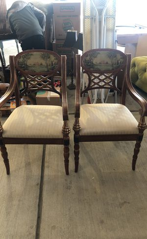 Matching chairs now there's for Sale in Nashville, TN