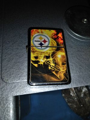 Steelers lighter new for Sale in South Gate, CA