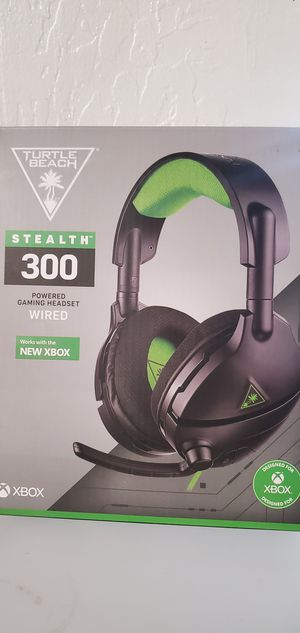 Gamer headset/ turtle beach for Sale in Tempe, AZ
