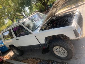 Jeep xj for sale or parts inline 6 for Sale in Carrollton, TX
