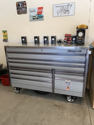 Snap on epic tool box for Sale in Las Vegas, NV