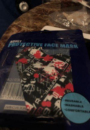 Newsprint mask for Sale in Parkville, MD