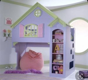 Complete Dollhouse bunkbed for Sale in Kennewick, WA
