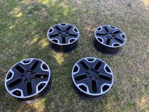 Jeep wheels 17 for Sale in Phoenix, AZ