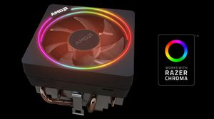 Cooler AMD Wraith Prism RGB para CPU for Sale in Danbury, CT