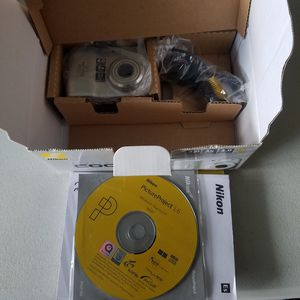 New Open Box Nikon Coolpix L4 4MP Digital Camera for Sale in North Miami Beach, FL