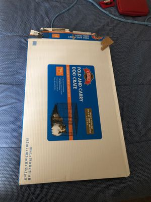 Dog crate for medium dogs (26-40 lbs) for Sale in Charlottesville, VA
