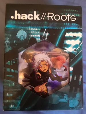 .Hack//Root box with .hack//Gu collection for ps2 and anime vol1 for Sale in Joliet, IL