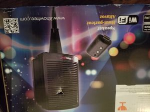 Show box to sync lights to music brand new in box!! for Sale in Litchfield Park, AZ