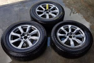 """03-08 INFINITI FX35 FX45 18"""" INCH WHEELS RIMS WITH TIRES for Sale in Fort Lauderdale, FL"""