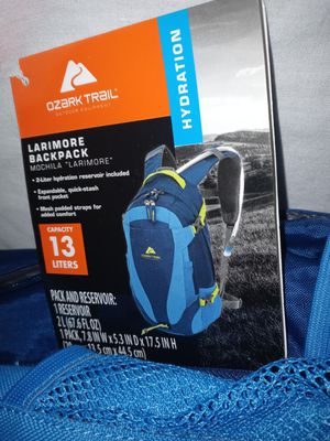 Ozark Trail Hydration Backpack for Sale in Calumet City, IL
