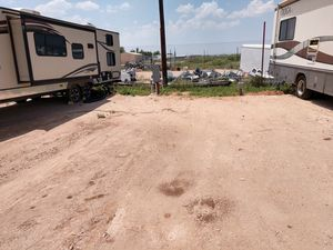 RV spaces enclsod for Sale in Odessa, TX