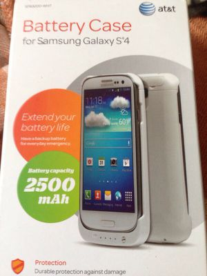 Battery case for Samsung Galaxy S4 for Sale for sale  Brooklyn, NY