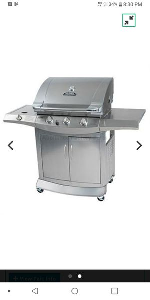 Thermos stainless gas grill for Sale in Cheyenne, WY