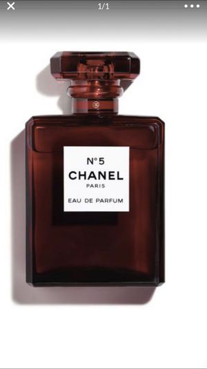 Chanel limited edition eau de perfume for Sale in Fontana, CA