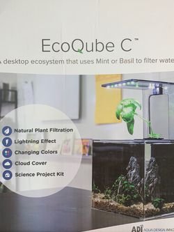 EcoCube C Fish Tank for Sale in San Diego,  CA