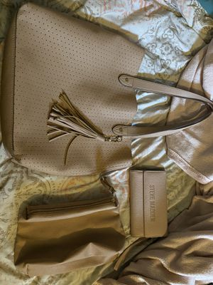 Steve Madden large purse with wallet for Sale in Orland Park, IL