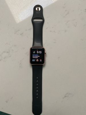 Apple Watch Series 1, 38mm rose gold for Sale in Plantation, FL