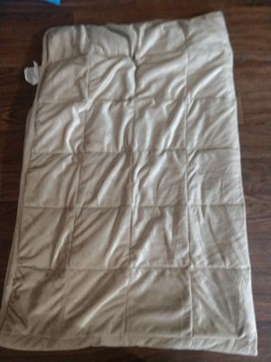 15 pound weighted blanket for Sale in Denton, TX